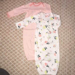 Carters Baby Gown